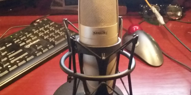 Shure KSM32 Abortion Satisfied Mind