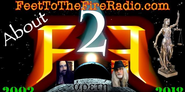 About Feet to the Fire Radio