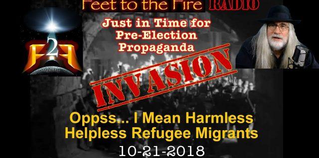 invasion propaganda