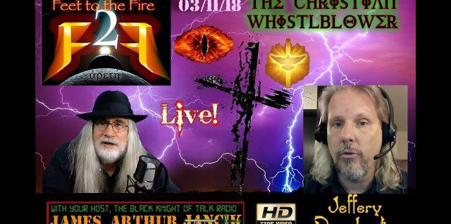 Christian Whistle-blower Jeffery Daugherty